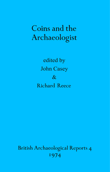 Cover image for Coins and the Archaeologist