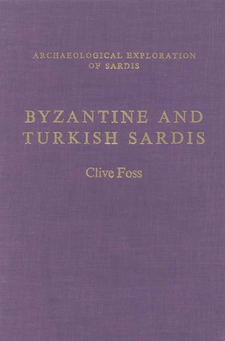Cover image for Byzantine and Turkish Sardis