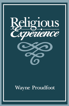 Cover image for Religious experience