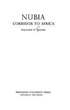 Cover image for Nubia, corridor to Africa