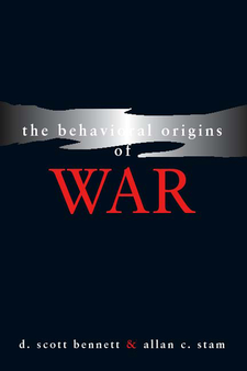 Cover image for The Behavioral Origins of War