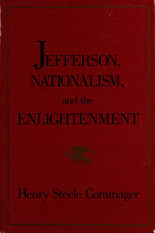 Cover image for Jefferson, nationalism, and the enlightenment