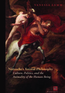 Cover image for Nietzsche's animal philosophy: culture, politics, and the animality of the human being