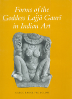Cover image for Forms of the goddess Lajjā Gaurī in Indian art