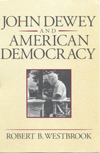 Cover image for John Dewey and American democracy