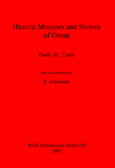 Cover image for Historic Mosques and Shrines of Oman