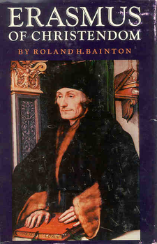 Cover image for Erasmus of Christendom