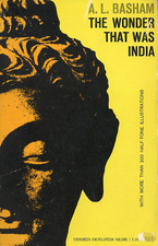 Cover image for The wonder that was India: a survey of the culture of the Indian sub-continent before the coming of the Muslims