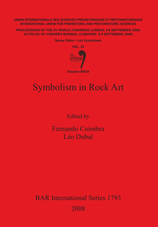 Cover image for Symbolism in Rock Art