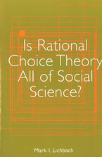 Cover image for Is Rational Choice Theory All of Social Science?