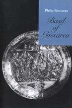 Cover image for Basil of Caesarea