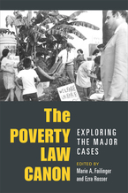 Cover image for The Poverty Law Canon: Exploring the Major Cases
