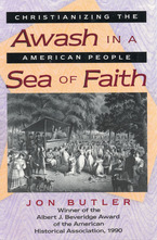 Cover image for Awash in a sea of faith: Christianizing the American people