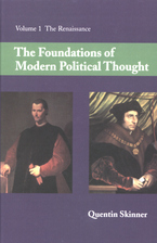 Cover image for The foundations of modern political thought, Vol. 1