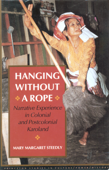 Cover image for Hanging without a rope: narrative experience in colonial and postcolonial Karoland