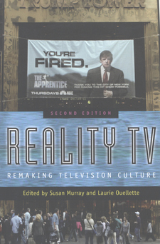 Cover for Reality TV: remaking television culture