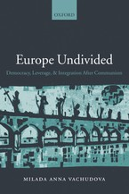 Cover image for Europe undivided: democracy, leverage, and integration after communism