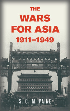 Cover for The wars for Asia, 1911-1949