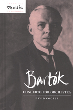 Cover image for Bartók, Concerto for orchestra