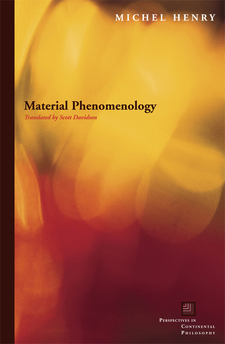 Cover image for Material phenomenology