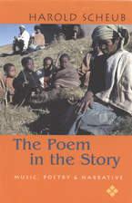 Cover image for The poem in the story: music, poetry, and narrative