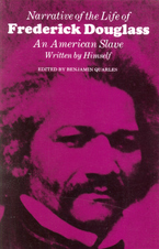 Cover image for Narrative of the life of Frederick Douglass, an American slave