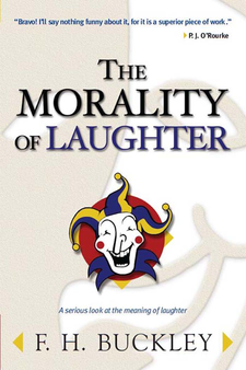 Cover image for The Morality of Laughter