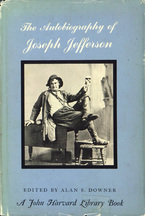 Cover image for The autobiography of Joseph Jefferson