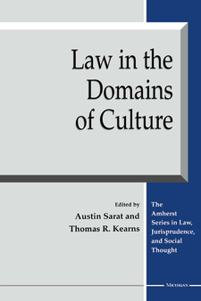 Cover image for Law in the Domains of Culture