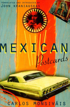 Cover image for Mexican postcards