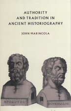 Cover image for Authority and tradition in ancient historiography