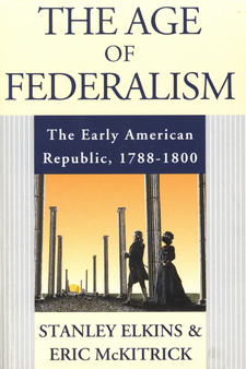 Cover image for The age of federalism