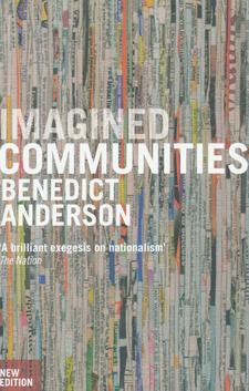 Cover image for Imagined communities: reflections on the origin and spread of nationalism