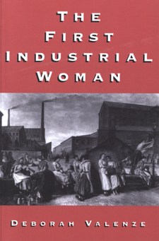 Cover image for The first industrial woman
