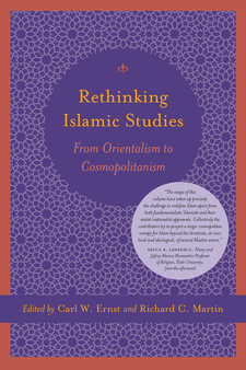Cover image for Rethinking Islamic Studies: From Orientalism to Cosmopolitan