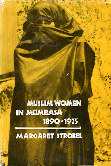 Cover image for Muslim women in Mombasa, 1890-1975