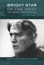 Cover image for Bright star of the west: Joe Heaney, Irish song-man