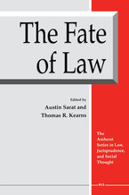 Cover image for The Fate of Law