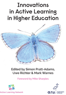 Cover image for Innovations in Active Learning in Higher Education