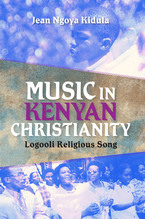 Cover image for Music in Kenyan Christianity: Logooli religious song