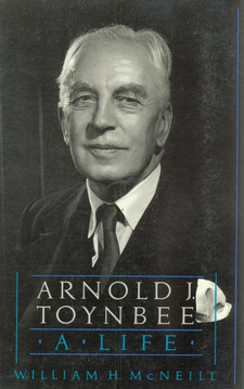 Cover image for Arnold J. Toynbee: a life