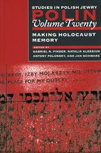 Cover image for Making Holocaust memory