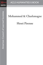 Cover image for Mohammed & Charlemagne