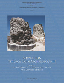 Cover image for Advances in Titicaca Basin Archaeology–III