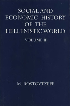 Cover image for The social & economic history of the Hellenistic world, Vol. 2