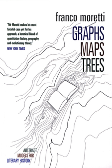 Cover image for Graphs, maps, trees: abstract models for a literary history