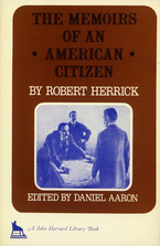 Cover image for The memoirs of an American citizen
