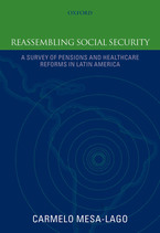 Cover image for Reassembling social security: a survey of pensions and health care reforms in Latin America