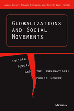 Cover image for Globalizations and Social Movements: Culture, Power, and the Transnational Public Sphere