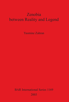 Cover image for Zenobia between Reality and Legend